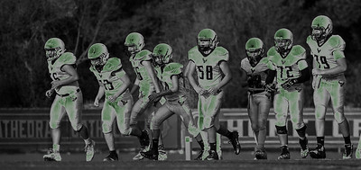 LCC Freshman Football 2018