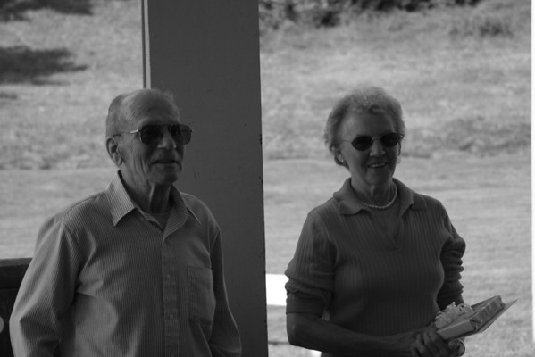 Don and Ruby Foster 50th