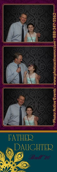 2020-02-29 Father Daughter Ball