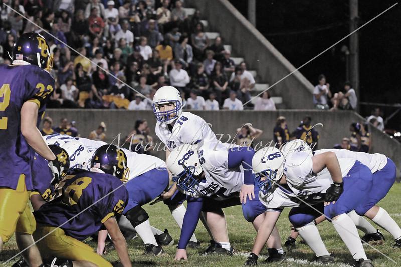 CCS football/cheerleading 2009