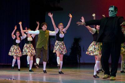Coup'e Theatre Studio Dance Festival 2009