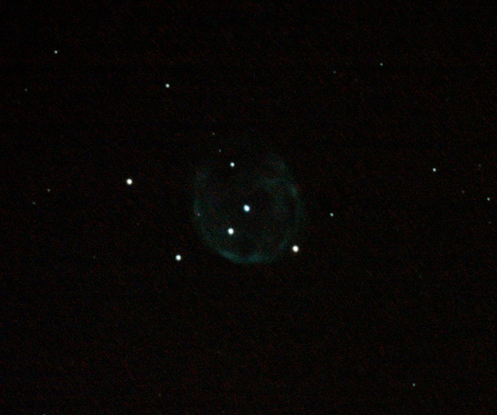 Caldwell 56 - NGC246 - Skull Nebula in Cetus - 22/9/2012 (Processed cropped stack)