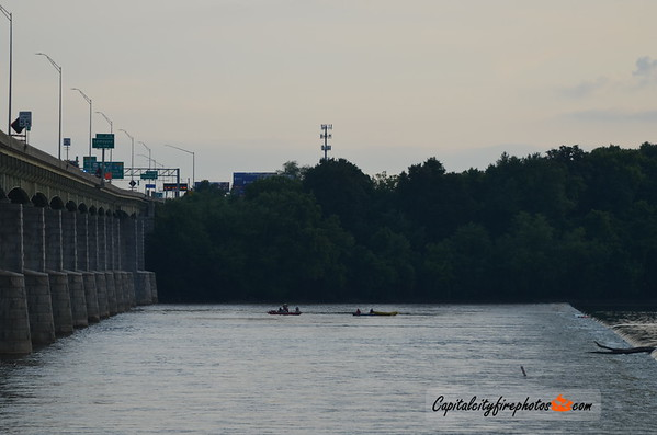 7/8/19 - Harrisburg, PA - Dock Street Dam