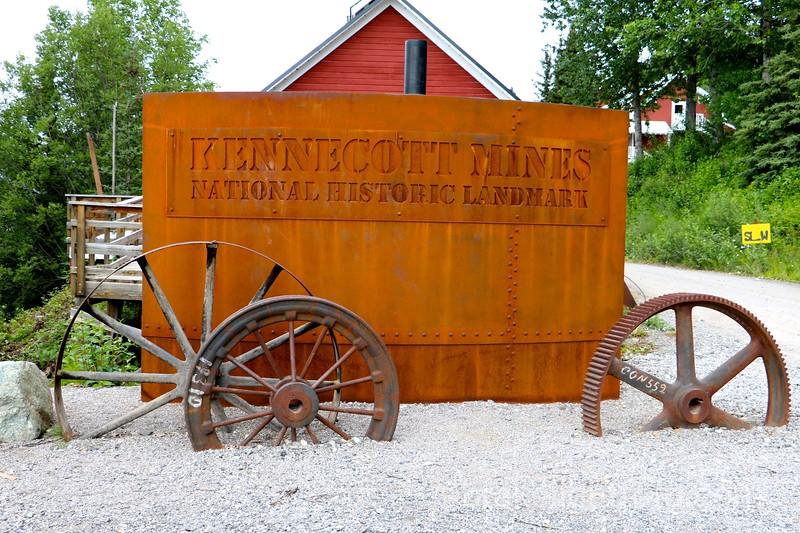 Kennecott Mines National Historic Landmark