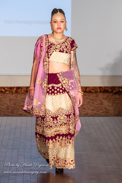 FIFI Fashion Week 2020 - Heritage India Fashions