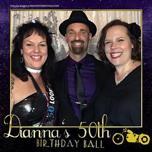 Dianna's 50th Birthday December 15, 2018