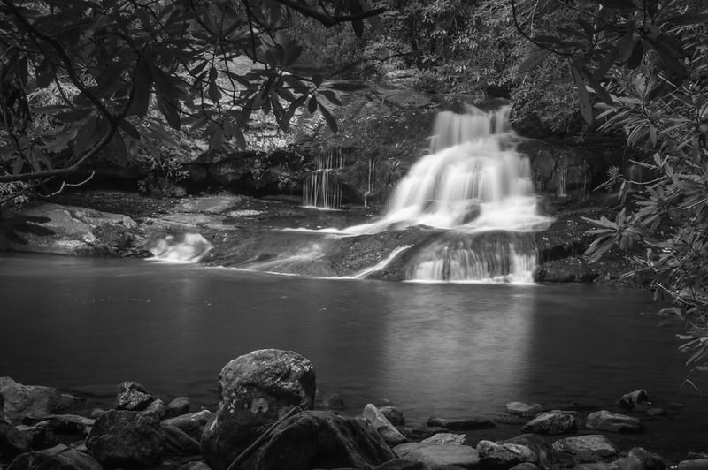 Hemlock Falls on Moccosin Creek