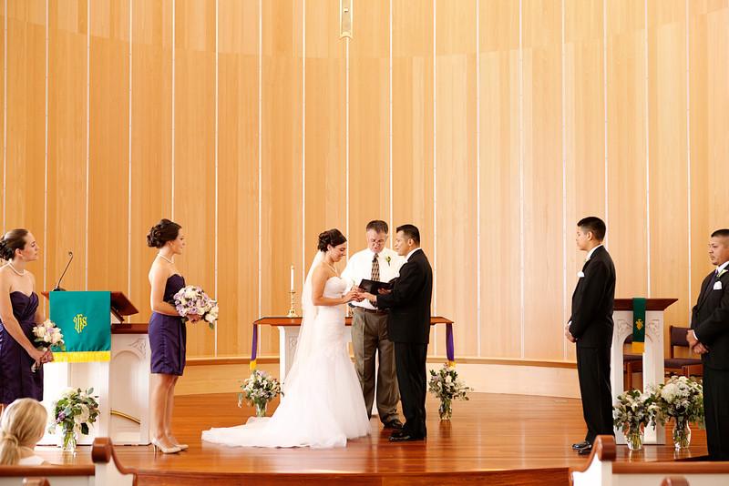 Tamber & Oswald Wedding