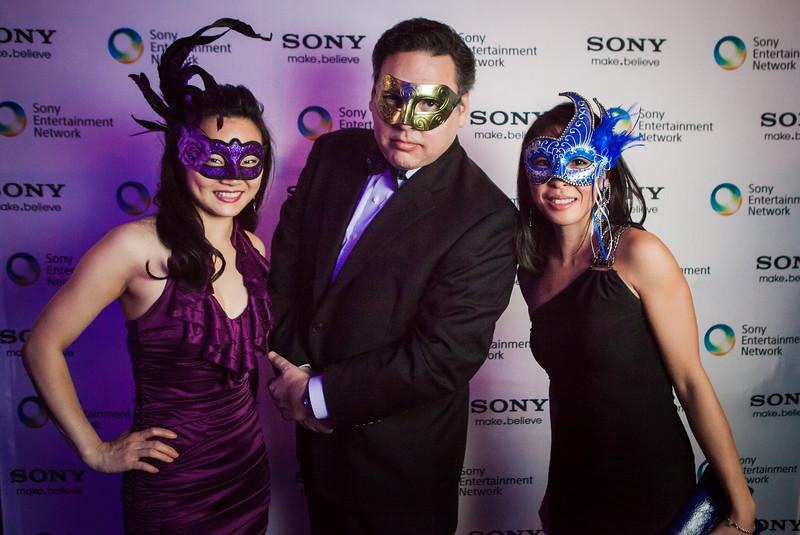 Sony SNEI Holiday party