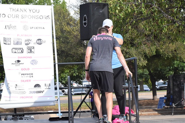2018 Wichita Falls Race for the Cure