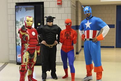 Super Hero Night Photos