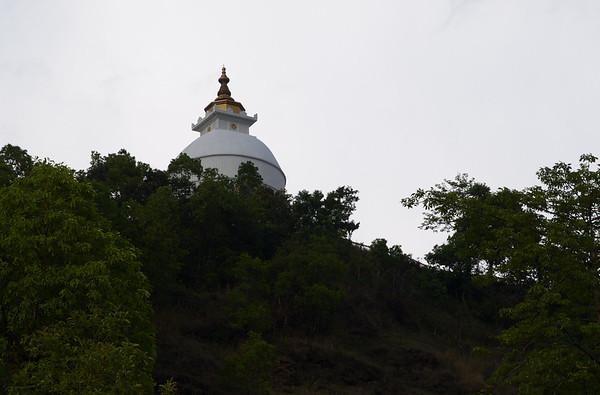 Day 4 - World Peace Sthupa Pokhara