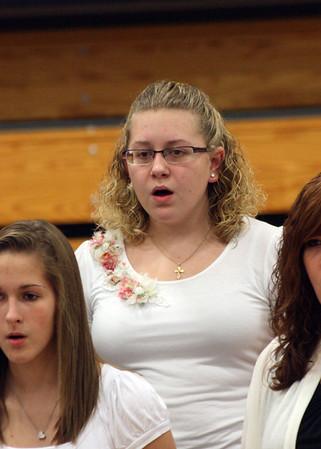 2011/2012 Choir