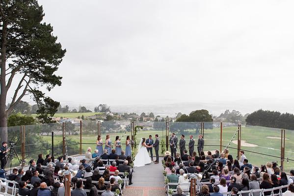 Janné & Chris Berkeley Country Club Wedding