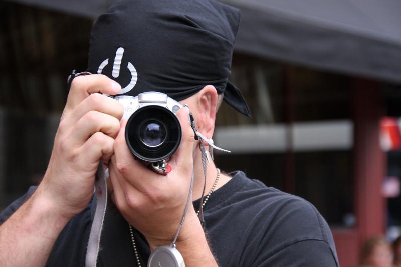 Photos of photographers.