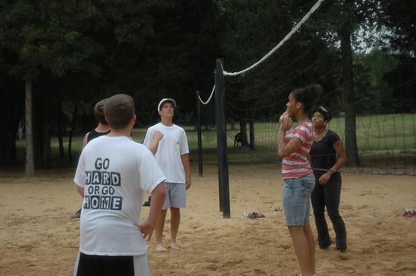 Upper School Retreat 2012