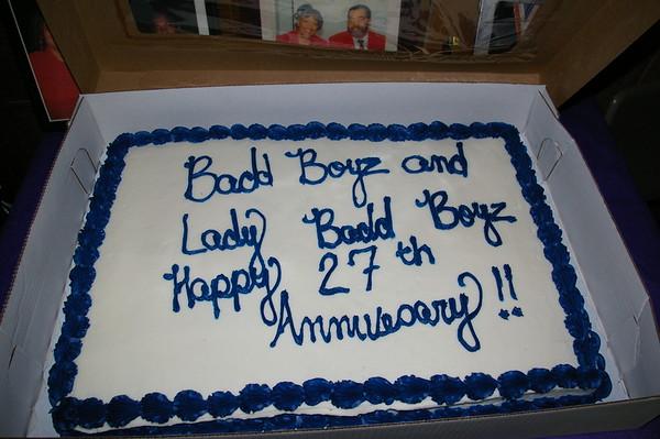 *27th ANNIVERSARY* Badd Boyz & Lady Badd Boyz