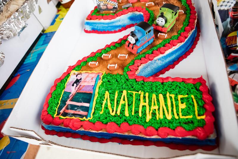 Nathaniel Bday 7-17-16
