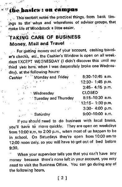 Woodstock Docs