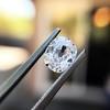 0.71ct Cushion Cut Diamond, GIA I I1 6