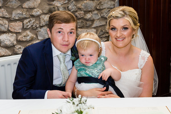 Wedding of AnnMarie & Laurence