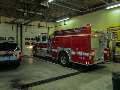 1-30-11 Stand-By For Peekskill, Station 6