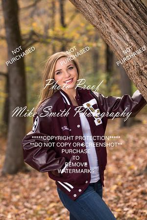 Megan Thacker (Senior 2017)