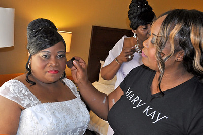 Mr & Rev. Tubman's Wedding