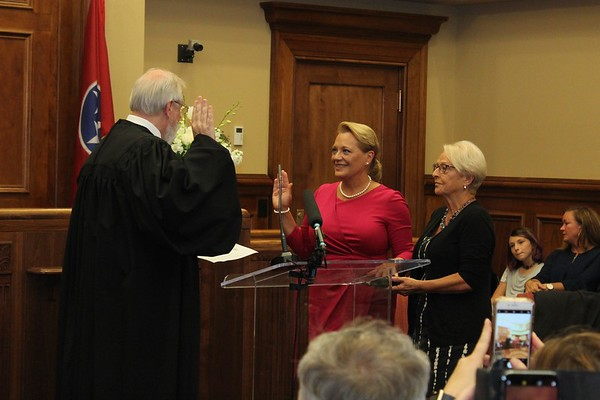 09-07-18 | Anne Martin Swearing-In Ceremony @ Metro Courthouse