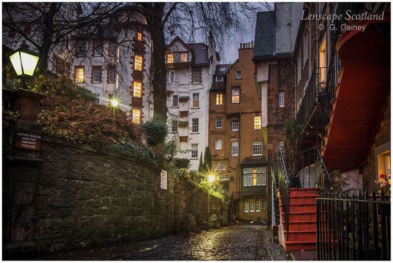 Ramsay Garden lamps 2