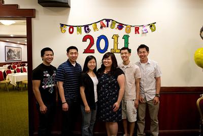 7.4.2011 / 2011 Ly Family Graduates / San Gabriel, California