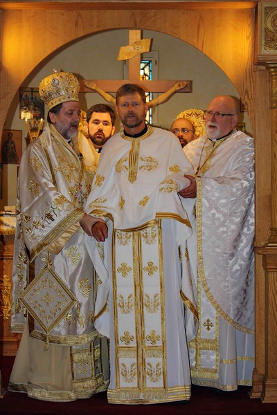 Ordination to Priesthood of Fr. John (Hayden) Haby