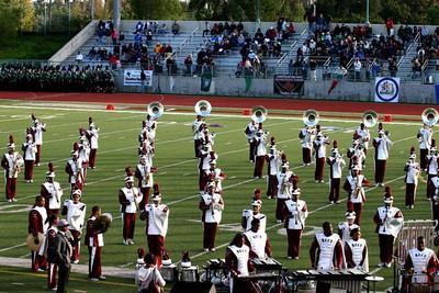 """2011 NCCU """"MSM"""" Rose Parade Activities"""