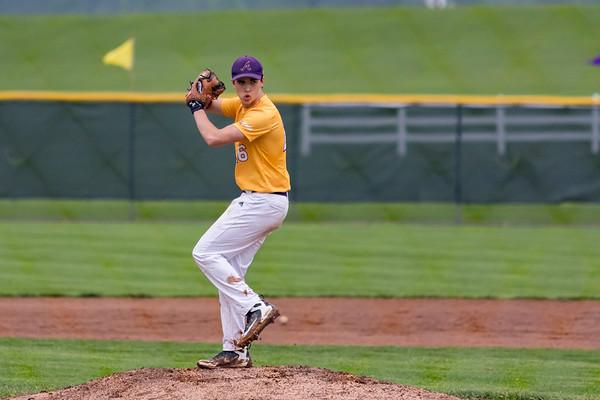 AHS Varsity Baseball vs Woodlan
