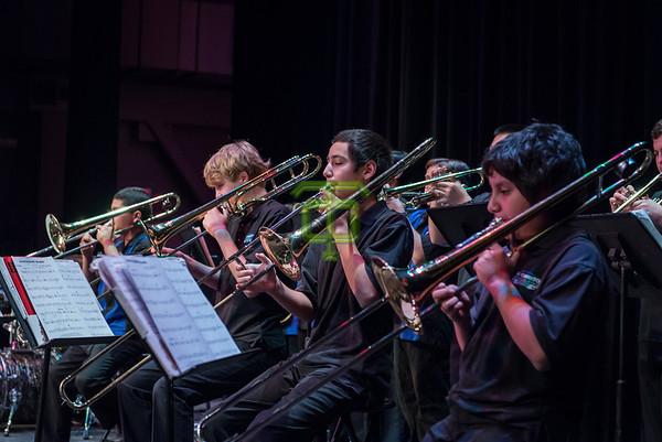 Los Cerritos Middle School Jazz Band