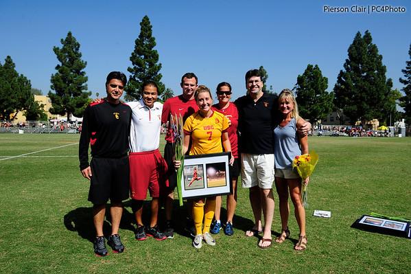 USC Women's Soccer v Arizona 2011