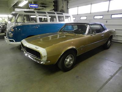 1967 Chevrolet Camaro Convertible - Tom Richards