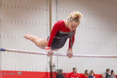 HS Sports - Gymnastics State - WaunaFo - March 02, 2019