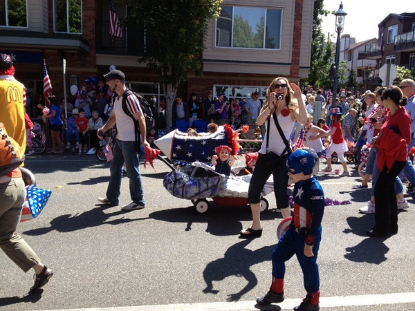 MaryAnne and Family at Edmonds 4th of July parade.jpg