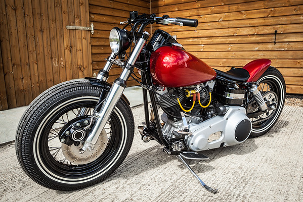 Red Harley Overview