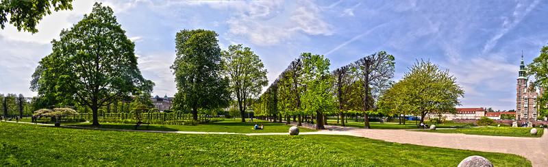 King's Garden at Rosenborg Castle