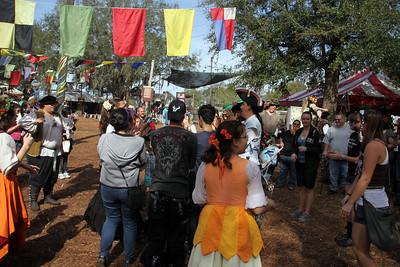 Bay Area Renissance Festival: 02-25-12