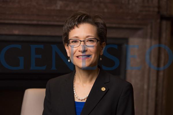 Denise A Battles Presidential Announcement @ SUNY