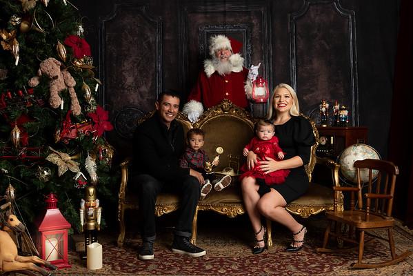 TIARA MARTIN - Santa's Living Room 2020