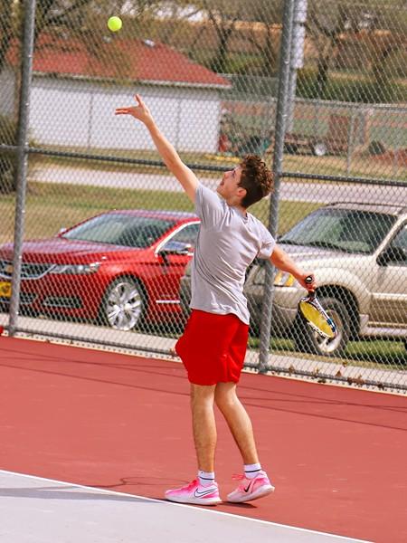 WHS Varsity Boys Tennis  03.30.21