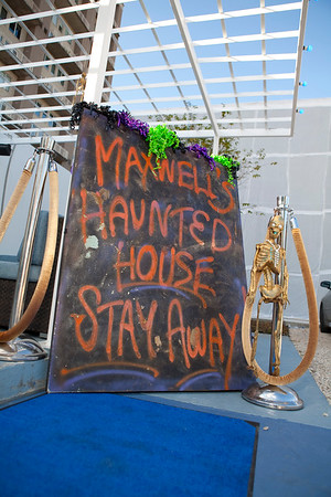 Maxwell's Annual Halloween Party - Photos by Todd Parker