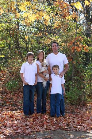 Seemann Family Portraits