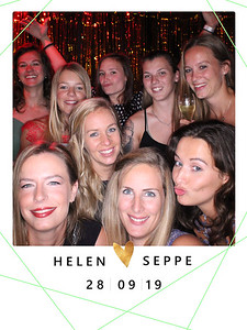 Bruiloft Helen & Seppe