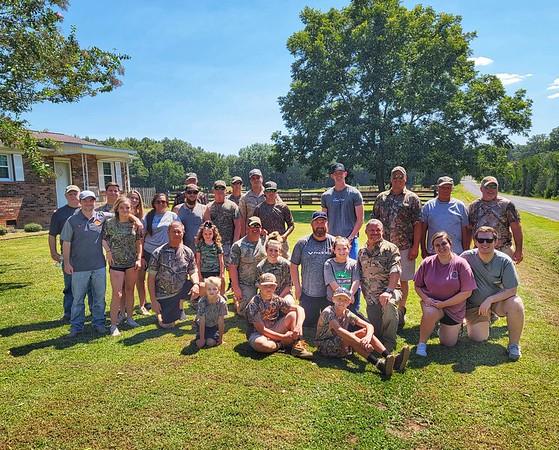 2021 South Carolina Dove Shoot