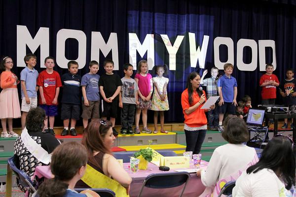 UM Primary 2nd Grade Moms Tea Time